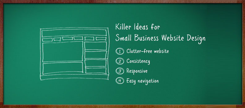 Killer Ideas for Small Business Website Design - Webwingz