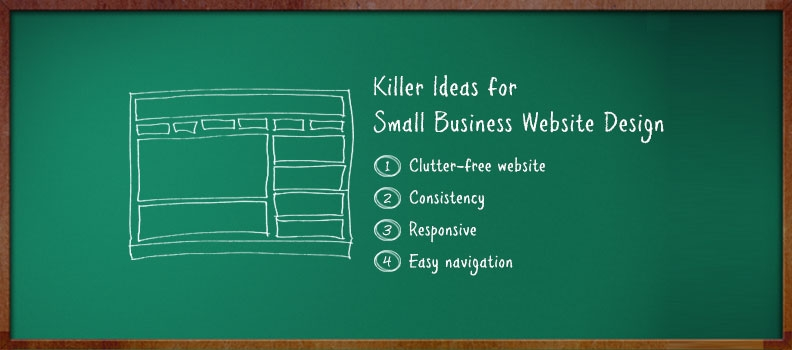 Killer Ideas for Small Business Website Design - Webwingz Blog ...