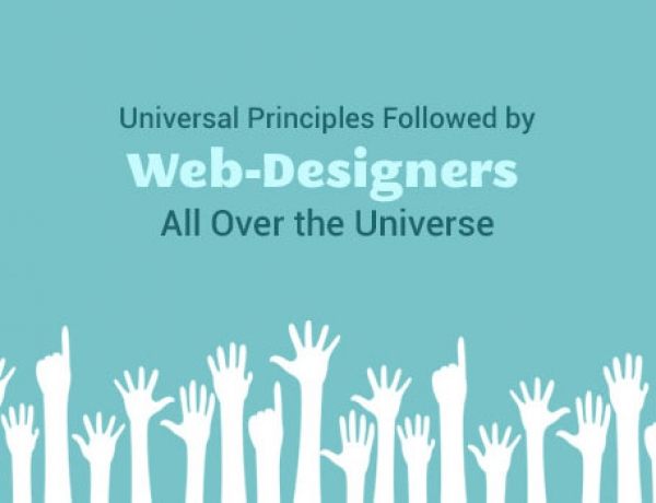 Universal Principles Followed by Web-Designers All Over the Universe